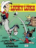 Lucky Luke 26 Familienkrieg in Painful Gulch