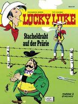 Lucky Luke 34 Stacheldraht auf der Prärie