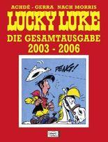 Lucky Luke, Gesamtausgabe 2003-2006
