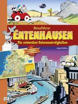 Reiseführer Entenhausen mit Stadtplan