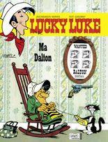 Lucky Luke 47 Ma Dalton