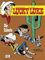 Lucky Luke 44 Die Eskorte