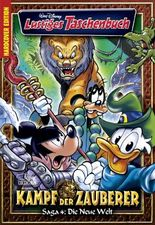 Lustiges Taschenbuch - Kampf der Zauberer Saga 04