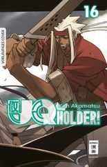 UQ Holder! 16