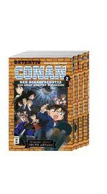 Detektiv Conan – Anime-Comics - Komplettpaket