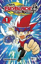 Beyblade: Metal Fusion 01