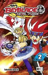 Beyblade: Metal Fusion 02