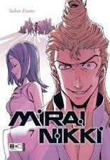 Mirai Nikki 07