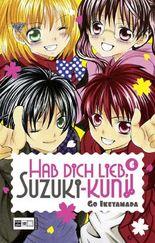 Hab Dich lieb, Suzuki-kun!! 06