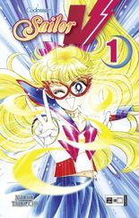 Codename Sailor V 01