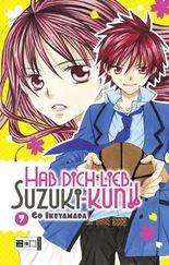 Hab Dich lieb, Suzuki-kun!! 07