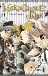 Monochrome Kids 01
