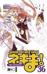 Negima! Magister Negi Magi 36