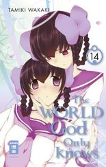 The World God Only Knows 14