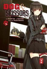 Dog & Scissors 02