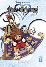 Kingdom Hearts White Edition 01