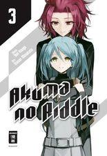 Akuma no Riddle 03