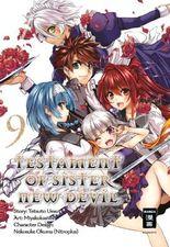 Testament of Sister New Devil 09