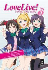 Love Live! School idol diary 03