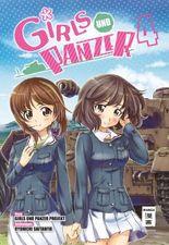 Girls und Panzer 04
