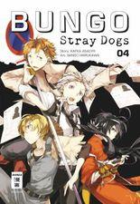 Bungo Stray Dogs 04