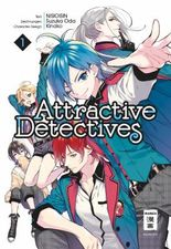 Attractive Detectives 01