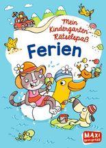 Mein Kindergarten-Rätselspaß. Ferien