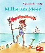 Millie am Meer