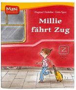 Millie fährt Zug
