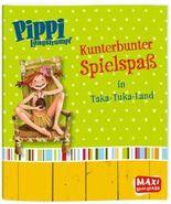 Kunterbunter Spielspaß in Taka-Tuka-Land - Maxi