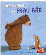 Maxi Herr Hase und Frau Bär