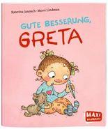 MAXI - Gute Besserung, Greta
