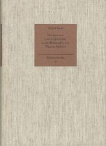 Mechanismus und Subjektivität in der Philosophie von Th. Hobbes
