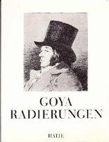 Goya Radierungen