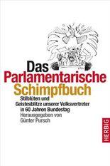Das parlamentarische Schimpfbuch