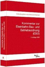 Kommentar zur Eisenbahn-Bau- und Betriebsordnung (EBO): Ratgeber