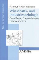 Wirtschafts- und Industriesoziologie
