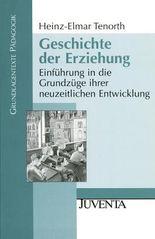 Geschichte der Erziehung