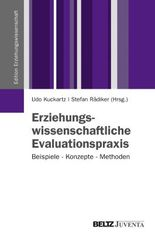 Erziehungswissenschaftliche Evaluationspraxis