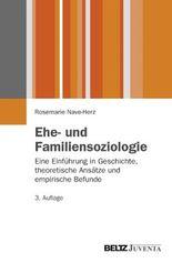 Ehe- und Familiensoziologie