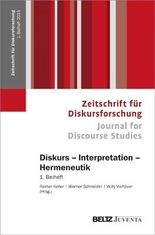 Diskurs - Interpretation - Hermeneutik