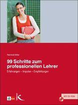 99 Schritte zum professionellen Lehrer