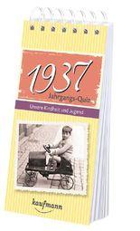 Jahrgangs Quiz 1937