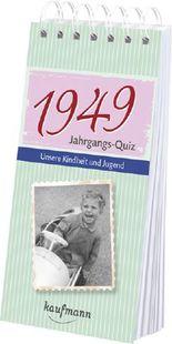 Jahrgangs-Quiz 1949