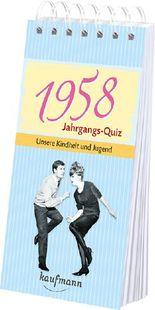 Jahrgangs-Quiz 1958