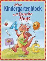 Mein Kindergartenblock mit Drache Hugo