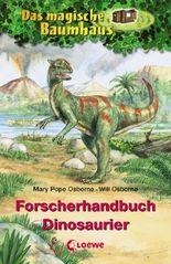Das magische Baumhaus – Forscherhandbuch Dinosaurier