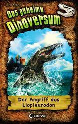 Das geheime Dinoversum - Der Angriff des Liopleurodon