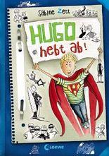 Hugo hebt ab