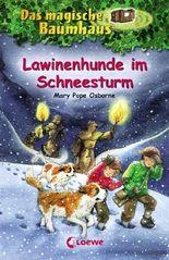 Das magische Baumhaus – Lawinenhunde im Schneesturm